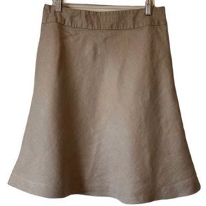 RW&CO | Cotton A-line skirt
